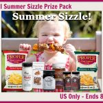 PRI Summer Sizzle Food Prize Pack ($75 Value) Giveaway (Ends 8/3)