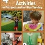 Good Tips Tuesday Link-Up Party #139 – 4 End of Summer Activities