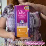 Why I Use Poise Microliners for LBL and Not Feminine Products #PoiseLinerLove