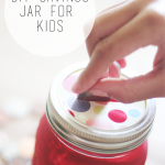 DIY Savings Jar for Kids