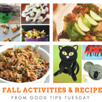 Good Tips Tuesday Link-Up Party #143 – 5 Fall Activities & Recipes #GTTuesday