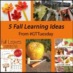 Good Tips Tuesday Link-Up Party #142 – 5 Fall Learning Ideas #GTTuesday