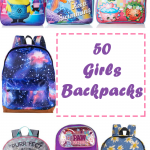 50 Girls Backpacks