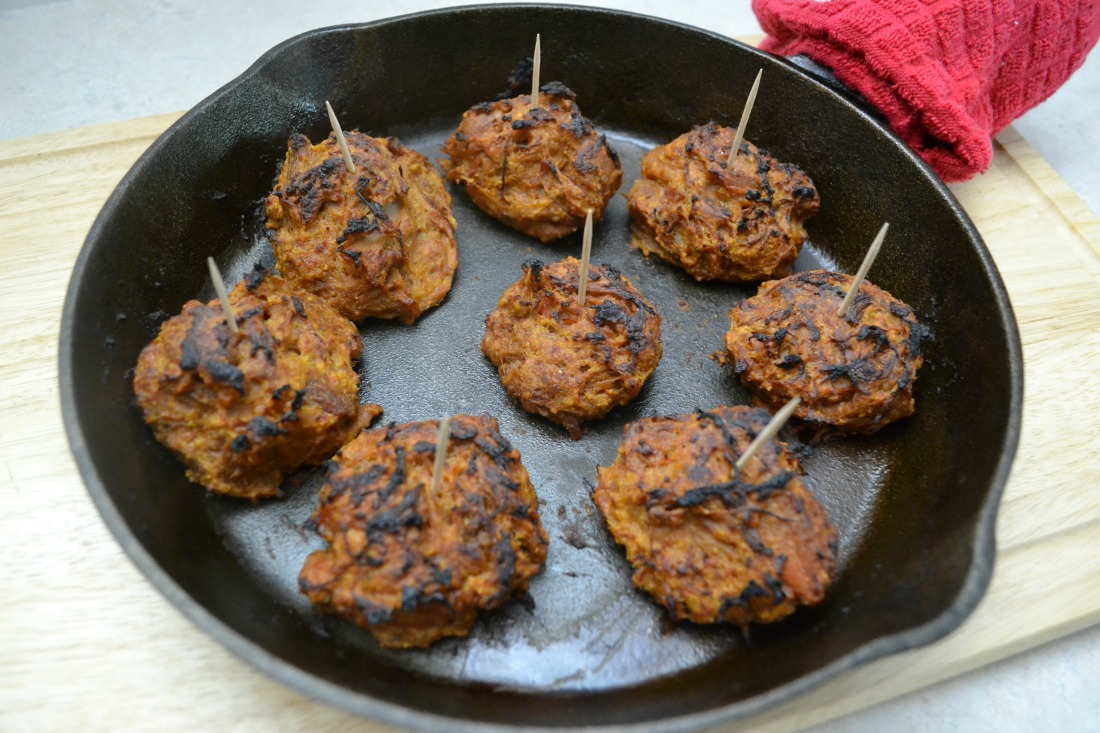 Curly's RoadTrip Eats West Coast Style Meatballs Recipe #RoadTripEats | Optimistic Mommy