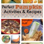 Good Tips Tuesday Link-Up Party #144 – Perfect Pumpkin Activities & Recipes #GTTuesday