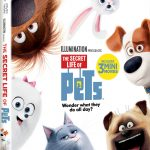 The Secret Life of Pets DVD/Blu-Ray Release Dates And Bonuses #TheSecretLifeOfPets #PetsPack