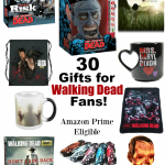 30 Gifts for Walking Dead Fans