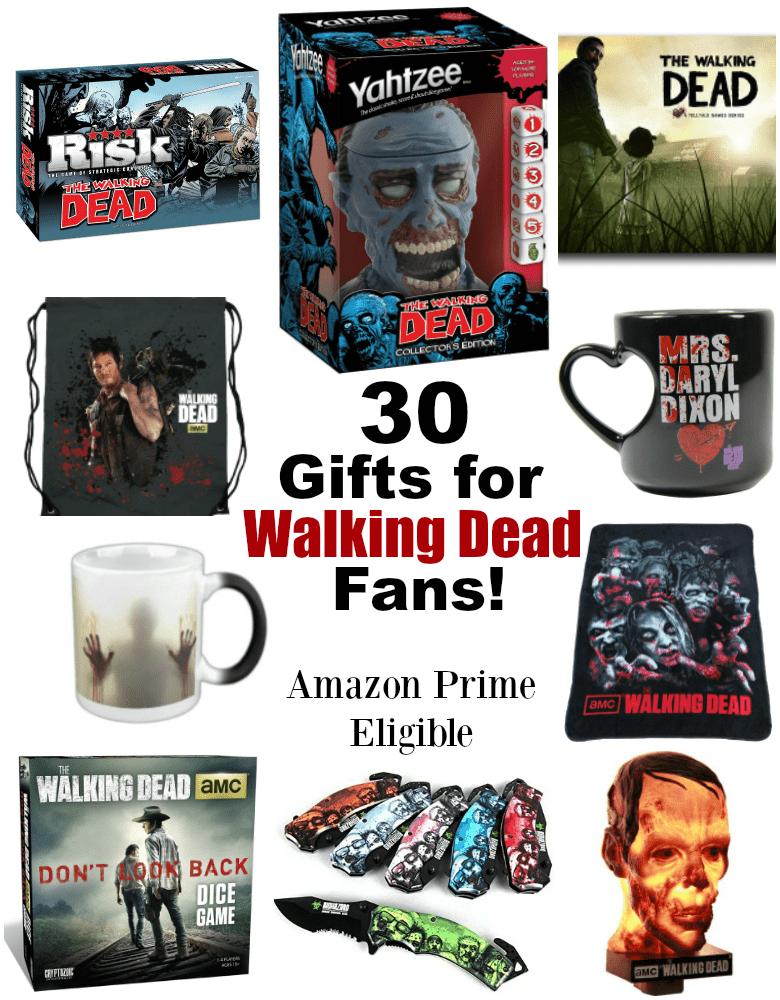 30 Gifts for Walking Dead Fans