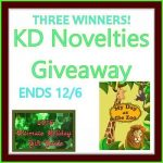 A Day At The Zoo Personalized Children's Book Giveaway (Ends 12/6)