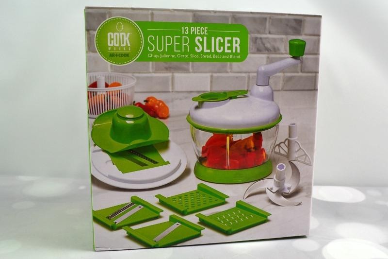 Cook Works 13 Piece Super Slicer #OMHoliday16
