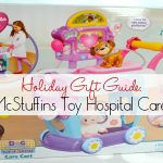 Doc McStuffins Toy Hospital Care Cart #OMHoliday16