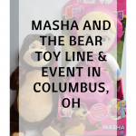Meet Masha and The Bear This Friday in Columbus, Ohio!