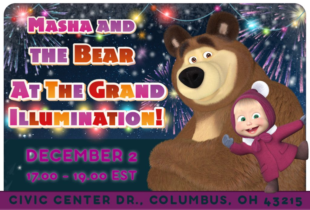 masha-and-the-bear-in-columbus-ohio