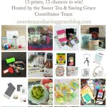 My Favorite Things Round Robin Giveaway (Ends 11/9)