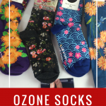 Ozone Socks #OMHoliday16