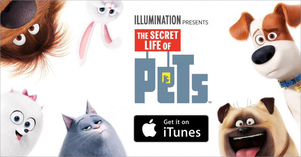 The Secret Life of Pets Available On iTunes NOW! | Optimistic Mommy