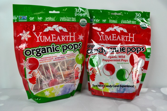 YumEarth - Honestly Crafted Candy Perfect For Stocking Stuffers #OMHoliday16 | Optimistic Mommy