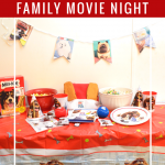 Family Movie Night Celebrating The Release of The Secret Life of Pets