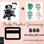 $50 Best Buy Gift Card & Baby Product Giveaway (Ends 1/26)