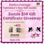 Zazzle $50 Gift Certificate Giveaway (Ends 2/14)