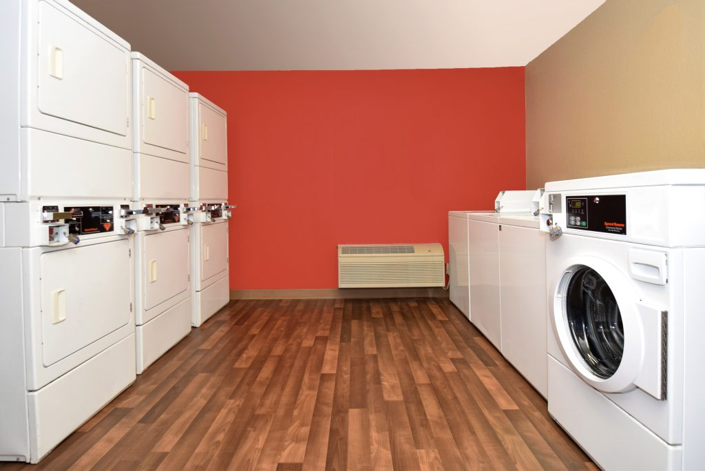 Extended Stay America laundry