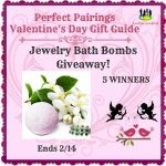 Jewelry Bath Bombs Giveaway – 5 Winners! (Ends 2/14)