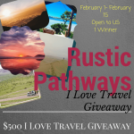 Rustic Pathways $500 I Love Travel Giveaway (Ends 2/15)