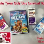 Sick Day Survival Kit + $25 Target Gift Card Giveaway (Ends 2/23)