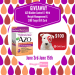AZO Naturals & $100 Target Gift Card Giveaway (Ends 6/15)