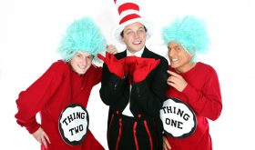Dr. Seuss's The Cat in the Hat at The Children's Theatre of Cincinnati