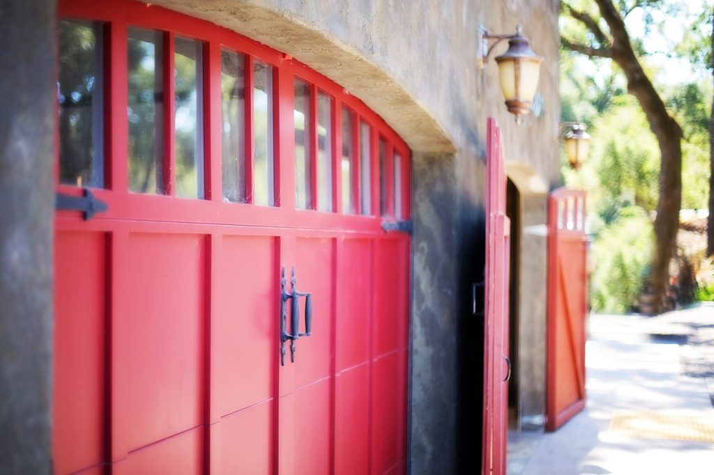 Home Repair Essentials - Garage Door Repair