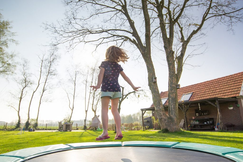 Is Jumping Like A Kid On a Trampoline Good For Your Health?