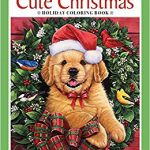 Have Christmas Coloring Fun with the Cute Christmas Holiday Coloring Book