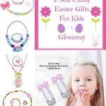 5 Non-Candy Easter Gifts For Kids + Giveaway