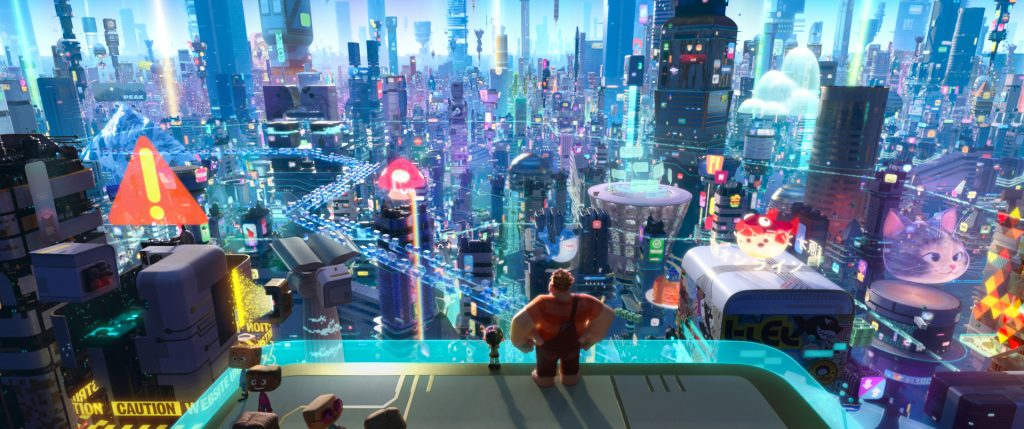 Ralph Breaks the Internet: Wreck-It Ralph 2 Image