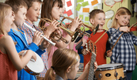 The Value of Music Lessons for Your Child