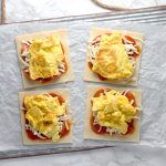 Breakfast Pizza Pockets Are The Perfect Back-To-School Breakfast Item!