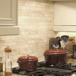 3 Great Travertine Kitchen Ideas
