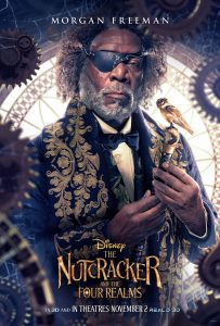 The Nutcracker And The Four Realms - Drosselmeyer