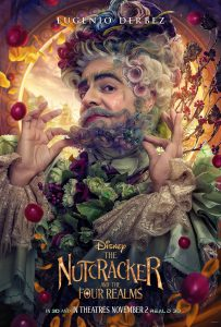The Nutcracker And The Four Realms - Hawthorn