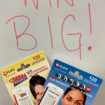 You Can Dream Big If You Win Big With Lottery Card™!