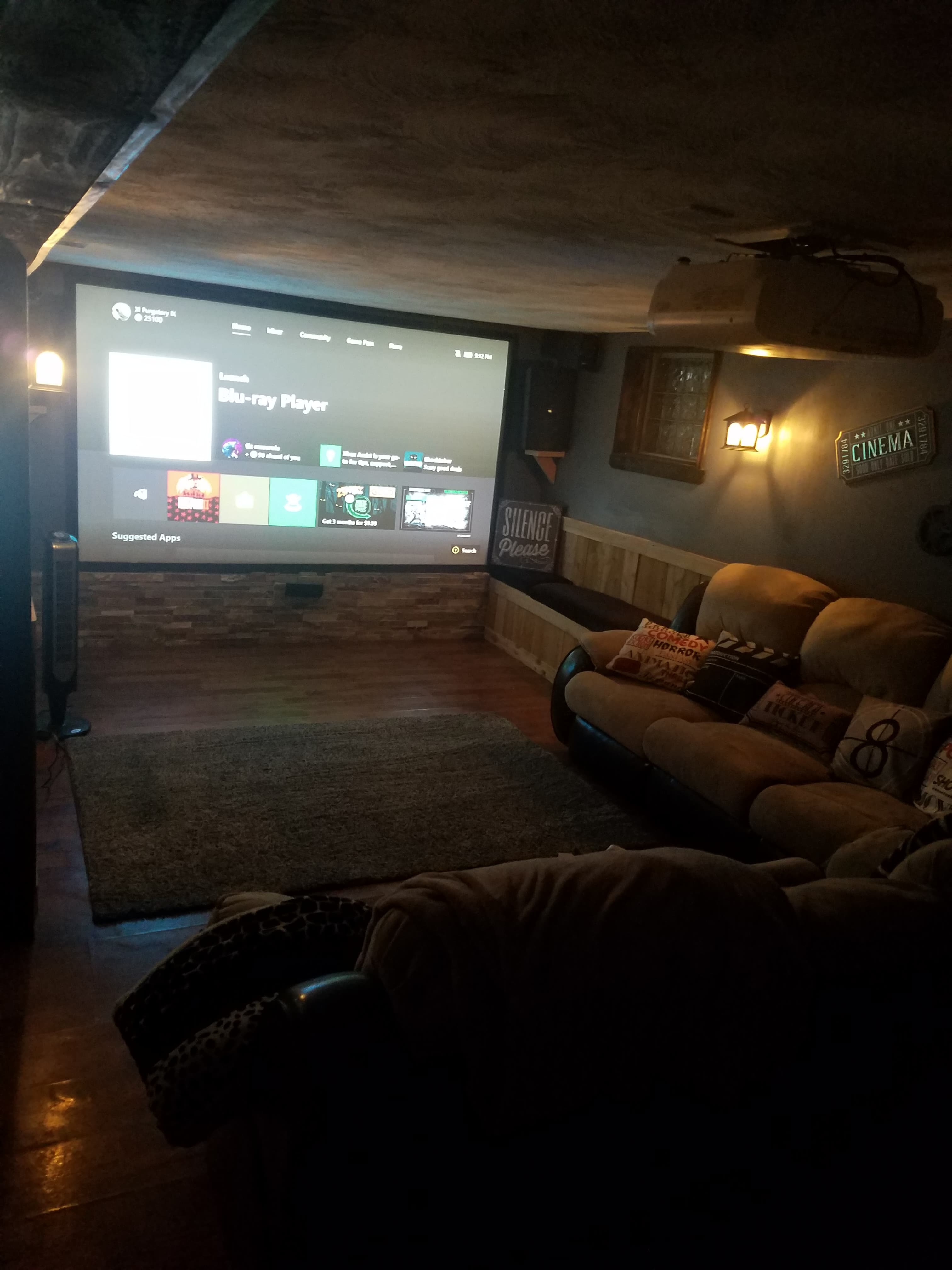 4 Tips For Your Diy Home Theater Optimistic Mommy