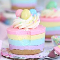 No-Bake Mini Cheesecakes