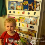 Tidy Books Children's Bookcase Review & Giveaway | Optimistic Mommy