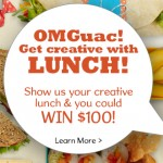 OMGuac Your Lunch! For a Chance To Win $100 and FREE Guacamole Products | Optimistic Mommy