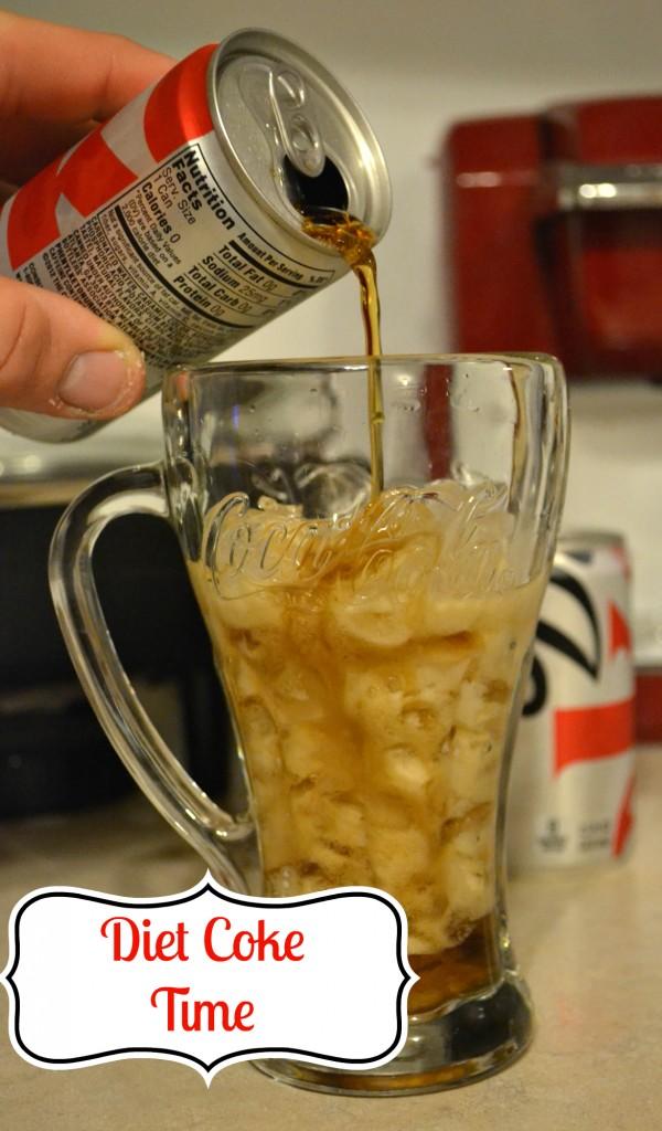 My Favorite Way To Enjoy Diet Coke! #DietCokeTime #Spon | Optimistic Mommy