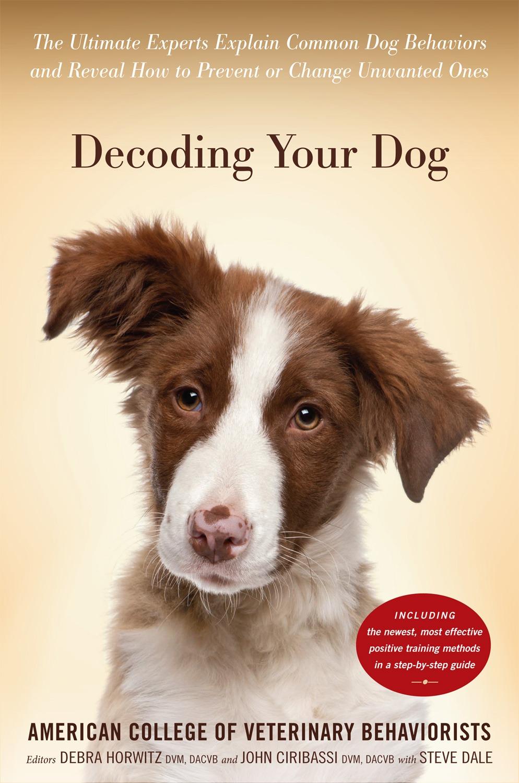 Decoding Your Dog Helps Explain & Change Dog Behaviors #DogDecoding | Optimistic Mommy