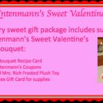 Entenmann's Valentine's Bouquet Prize Pack (Ends 2/16 at 11:59pm EST) | Optimistic Mommy