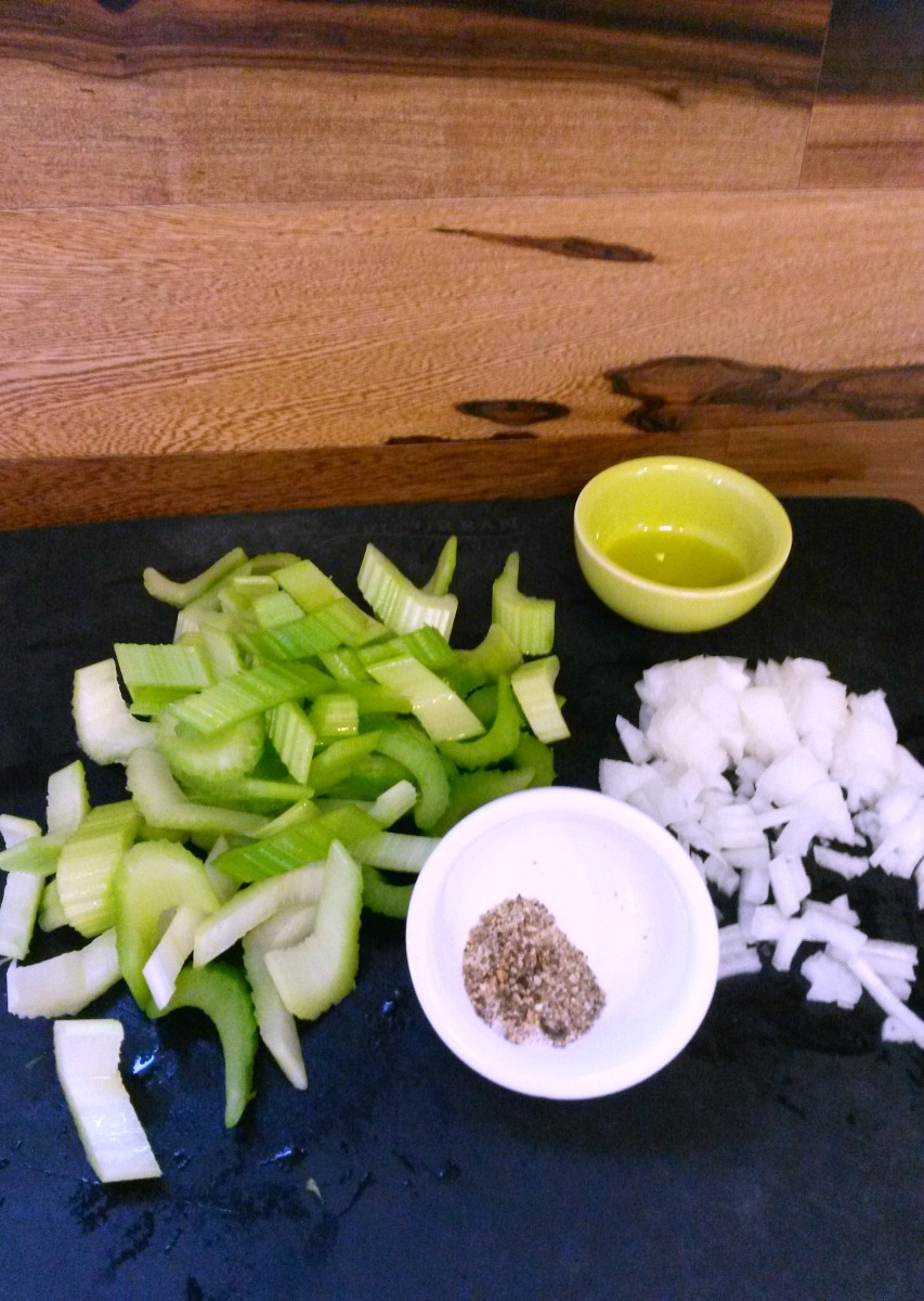 Cilantro Lime BBQ Sauce and Celery Blue Cheese Slaw Recipes | Optimistic Mommy