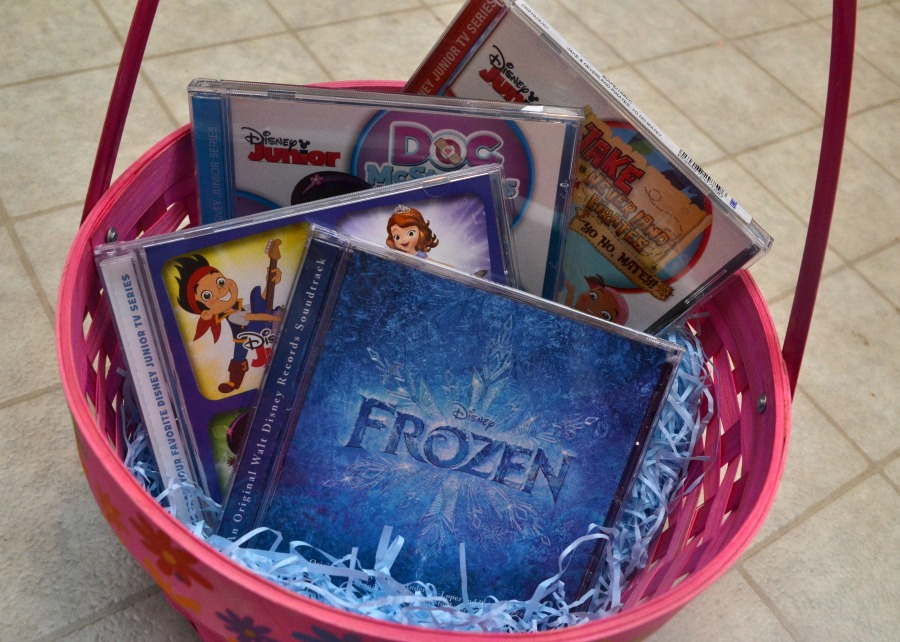 Sing Into Spring Walt Disney Records Review & Giveaway! (Ends 4/7) | Optimistic Mommy